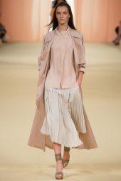 Irina Liss - Hermès Spring 2015