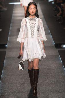 Jing Wen - Louis Vuitton Spring 2015