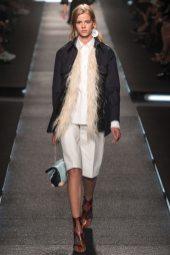 Kadri Vahersalu - Louis Vuitton Spring 2015