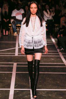 Fei Fei Sun - Givenchy Spring 2015