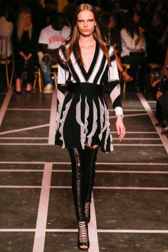 Mina Cvetkovic - Givenchy Spring 2015