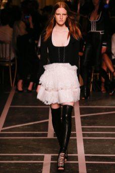 Magdalena Jasek - Givenchy Spring 2015