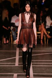 Serena Archetti - Givenchy Spring 2015