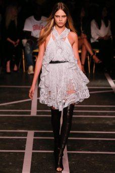 Cara Delevingne - Givenchy Spring 2015