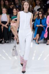Karolin Wolter - Christian Dior Spring 2015