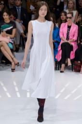 Yumi Lambert - Christian Dior Spring 2015