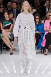 Sunniva Wahl - Christian Dior Spring 2015