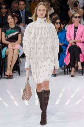 Daria Strokous - Christian Dior Spring 2015