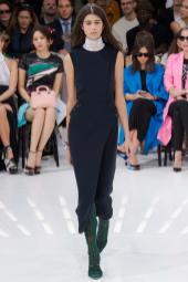 Mica Arganaraz - Christian Dior Spring 2015
