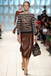 Hanne Gaby Odiele - Nina Ricci Spring 2015