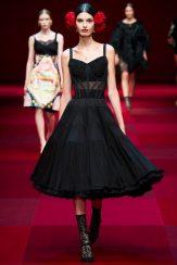 Giulia Manini - Dolce & Gabbana Spring 2015 Koleksiyonu