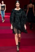 Charlotte Wiggins - Dolce & Gabbana Spring 2015 Koleksiyonu