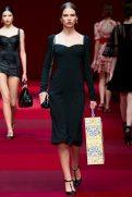 Katharina Hessen - Dolce & Gabbana Spring 2015 Koleksiyonu