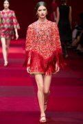 Emmy Rappe - Dolce & Gabbana Spring 2015 Koleksiyonu
