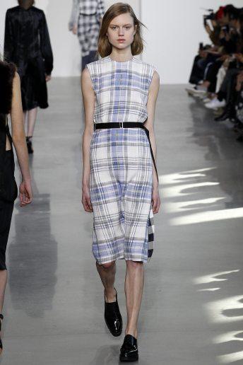 Frida Westerlund - Calvin Klein Collection Fall 2016 Ready to Wear