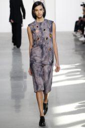 Austria Ulloa - Calvin Klein Collection Fall 2016 Ready to Wear