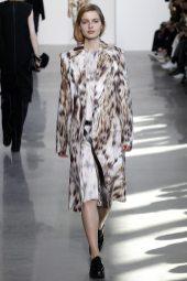 Franziska Stegemann - Calvin Klein Collection Fall 2016 Ready to Wear