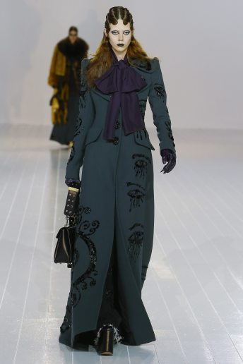 Natalie Westling - Marc Jacobs Fall 2016 Ready to Wear