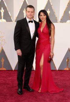 Matt Damon-Versace - Luciana Barroso-Atelier Versace
