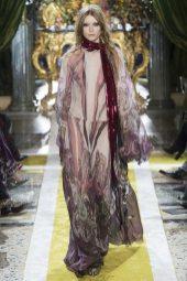 Julia Hafstrom - Roberto Cavalli Fall 2016 Ready-to-Wear
