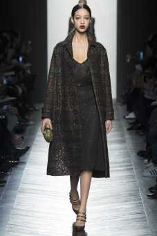Damaris Goddrie - Bottega Veneta Fall 2016 Ready-to-Wear