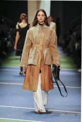 Camille Hurel - Céline Fall 2016 Ready-to-Wear