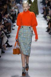 Marjan Jonkman - Christian Dior Fall 2016 Ready-to-Wear