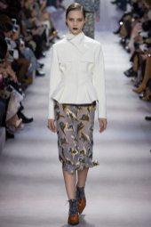 Masha Tsarykevich - Christian Dior Fall 2016 Ready-to-Wear