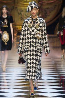 Dilone - Dolce & Gabbana Fall 2016 Ready-to-Wear