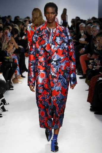 Aamito Lagum - Emilio Pucci Fall 2016 Ready-to-Wear