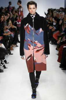 Isabella Emmack - Emilio Pucci Fall 2016 Ready-to-Wear