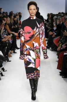 Afrodita Dorado - Emilio Pucci Fall 2016 Ready-to-Wear