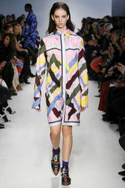 Sophie Jones - Emilio Pucci Fall 2016 Ready-to-Wear