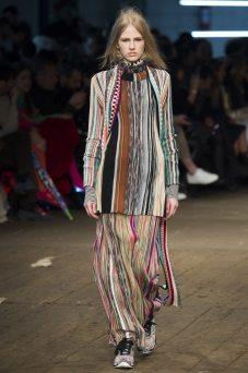 Paula Galecka - Missoni Fall 2016 Ready-to-Wear