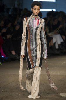 Lineisy Montero - Missoni Fall 2016 Ready-to-Wear