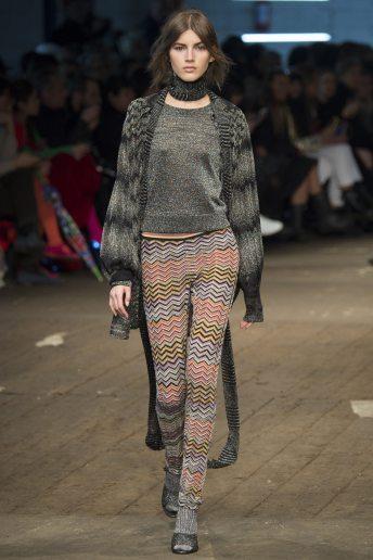Valery Kaufman - Missoni Fall 2016 Ready-to-Wear