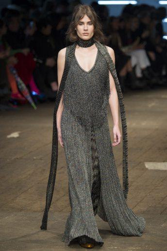 Vera Van Erp - Missoni Fall 2016 Ready-to-Wear