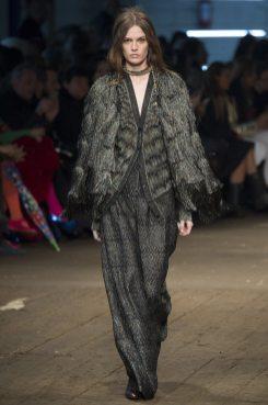 Angel Rutledge - Missoni Fall 2016 Ready-to-Wear