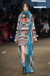 Wangy Xin Yu - Missoni Fall 2016 Ready-to-Wear