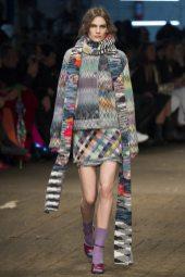 Lena Hardt - Missoni Fall 2016 Ready-to-Wear