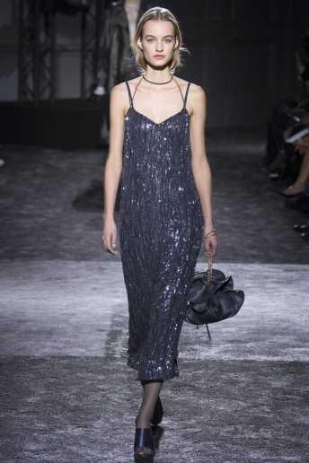 Maartje Verhoef - Nina Ricci Fall 2016 Ready-to-Wear