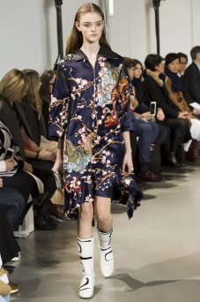 Willow Hand - Paco Rabanne Fall 2016 Ready-to-Wear