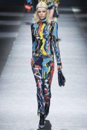 Marjan Jonkman - Versace Fall 2016 Ready-to-Wear