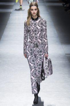 Maartje Verhoef - Versace Fall 2016 Ready-to-Wear