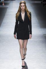 Rianne van Rompaey - Versace Fall 2016 Ready-to-Wear