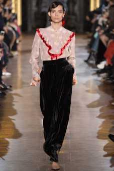 Charlee Fraser - Stella McCartney Fall 2016 Ready-to-Wear