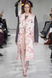 Kiki Willems - Calvin Klein Fall 2017 Ready-to-Wear