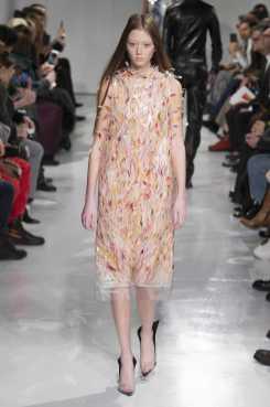 Sara Grace Wallerstedt - Calvin Klein Fall 2017 Ready-to-Wear
