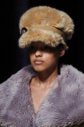 Jasmine Daniels - Miu Miu Fall 2017 Ready-to-Wear