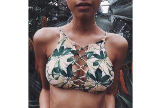 Halter Yaka Bikini Trendi